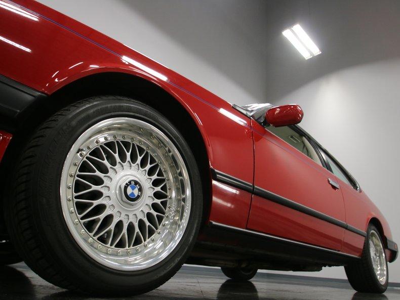 1987 BMW M6 10