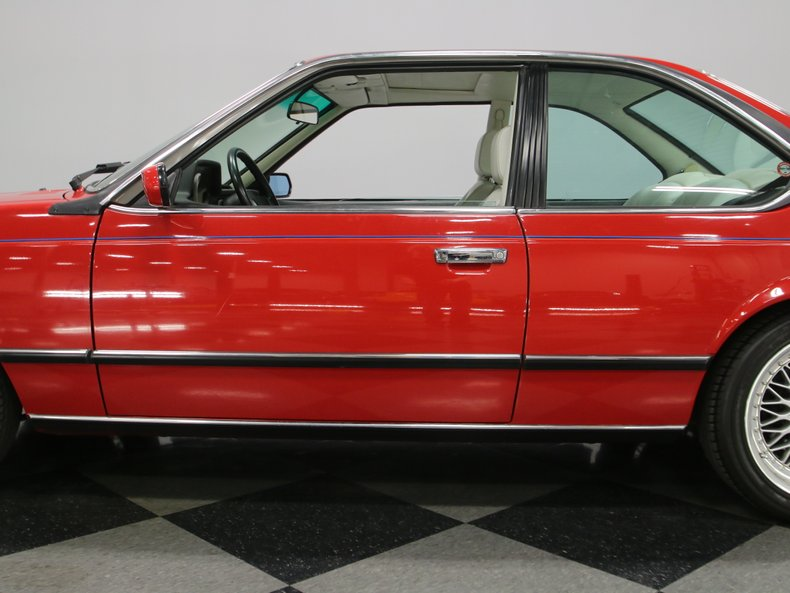 1987 BMW M6 13