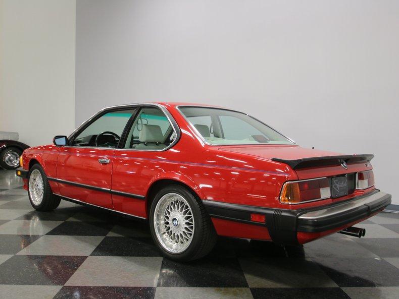 1987 BMW M6 15
