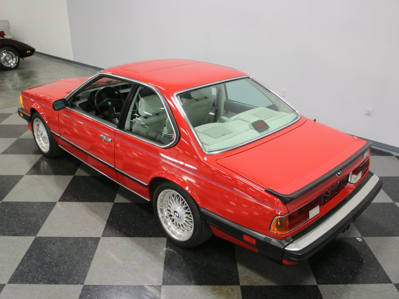 1987 BMW M6 16