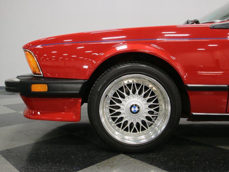 1987 BMW M6 69