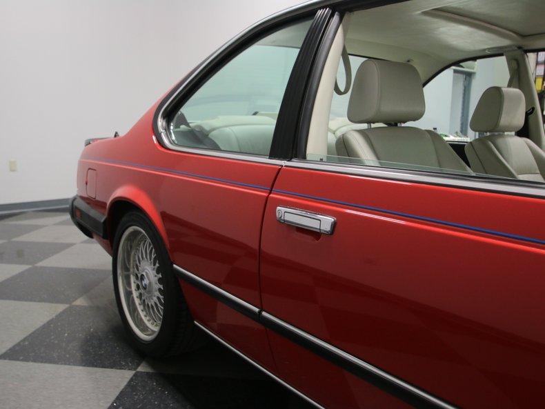 1987 BMW M6 71