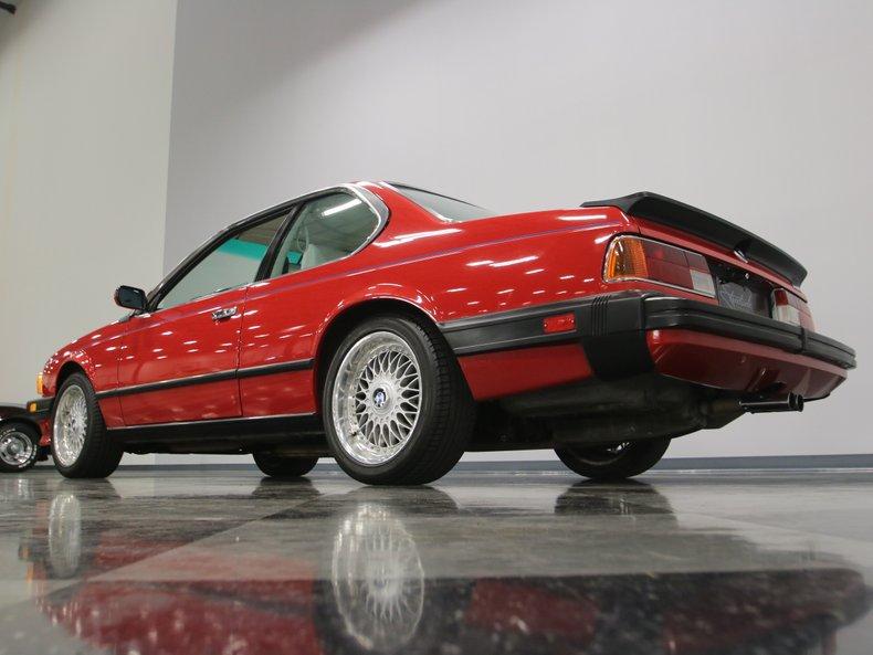 1987 BMW M6 17