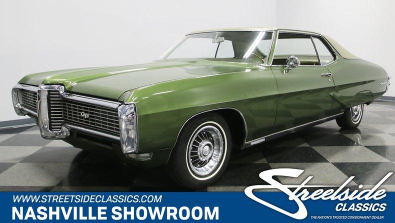 For Sale: 1968 Pontiac Grand Prix