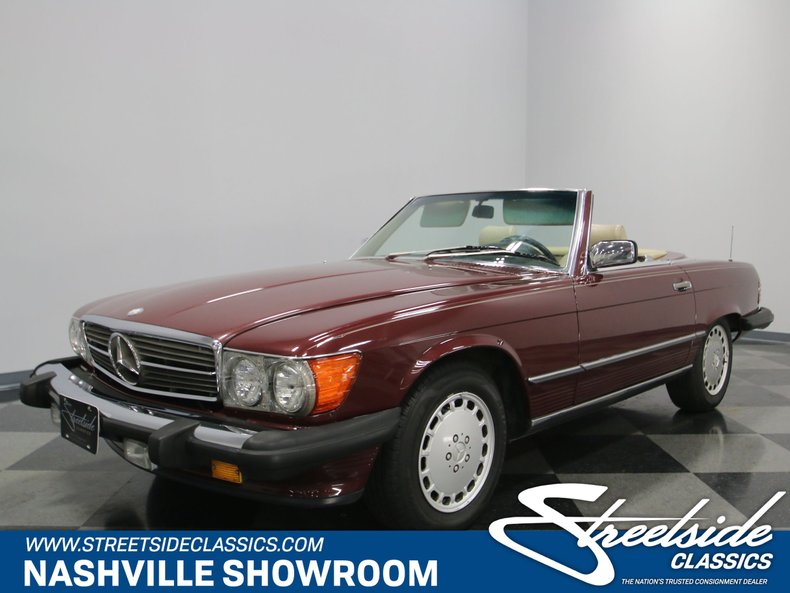 For Sale: 1988 Mercedes-Benz 560SL