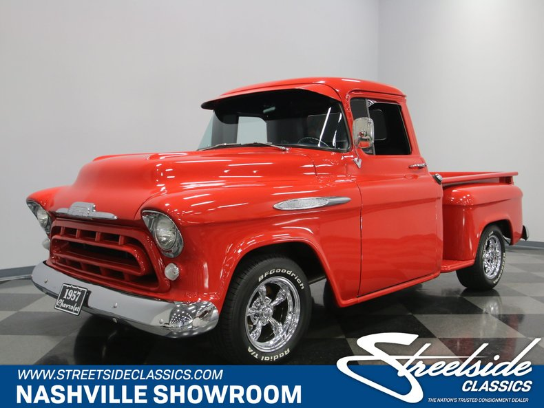 1957 Chevrolet 3100 Streetside Classics The Nations Trusted
