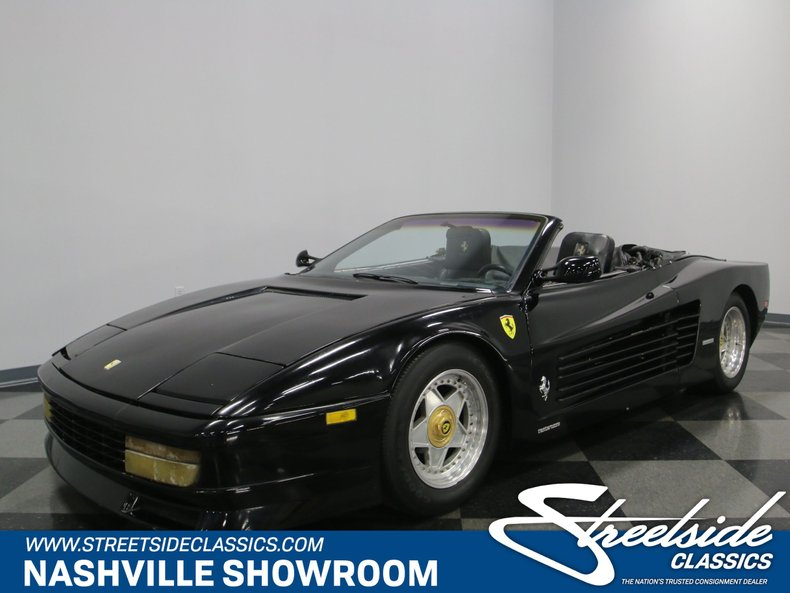 For Sale: 1987 Pontiac Fiero