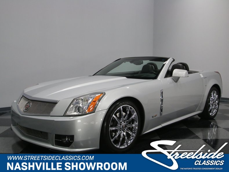 2009 cadillac xlr v for sale 63997 mcg