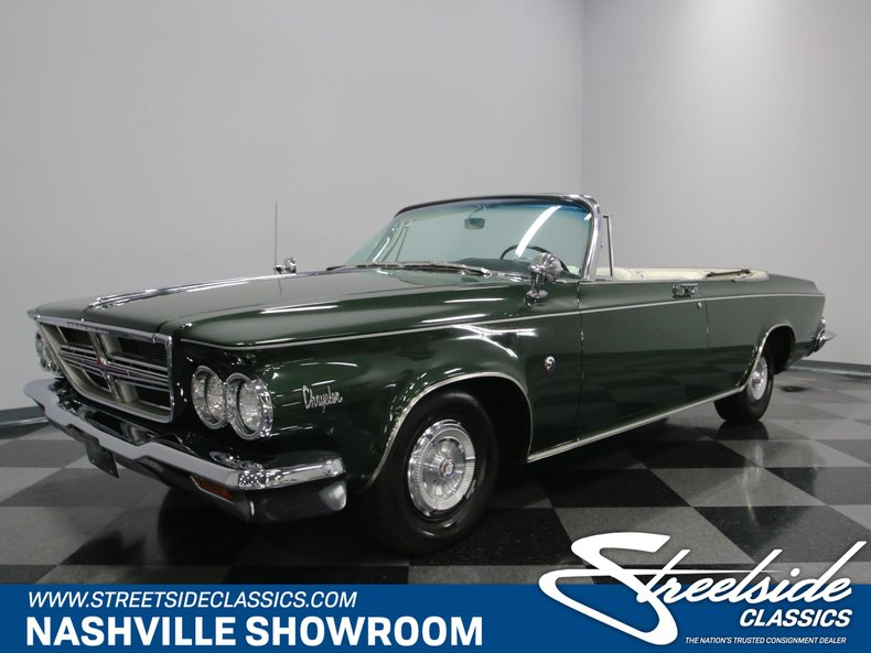 For Sale: 1964 Chrysler 300K