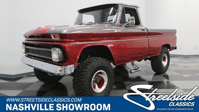 For Sale: 1965 Chevrolet K-10