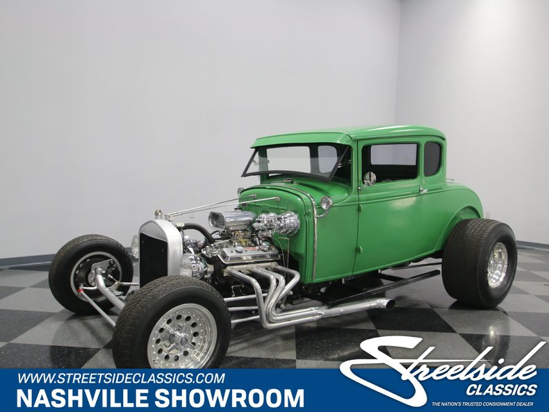 For Sale: 1931 Ford 5-Window