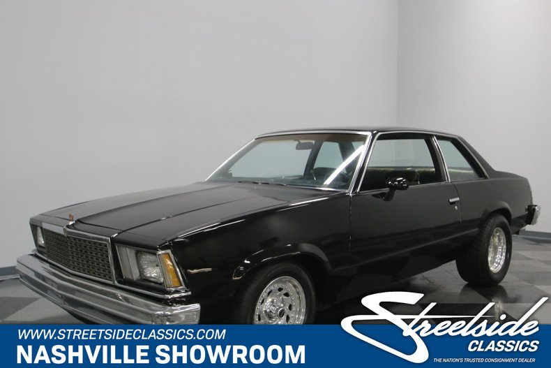 For Sale: 1980 Chevrolet Malibu
