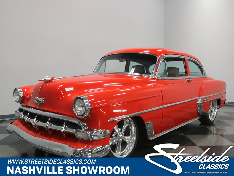 For Sale: 1954 Chevrolet Bel Air