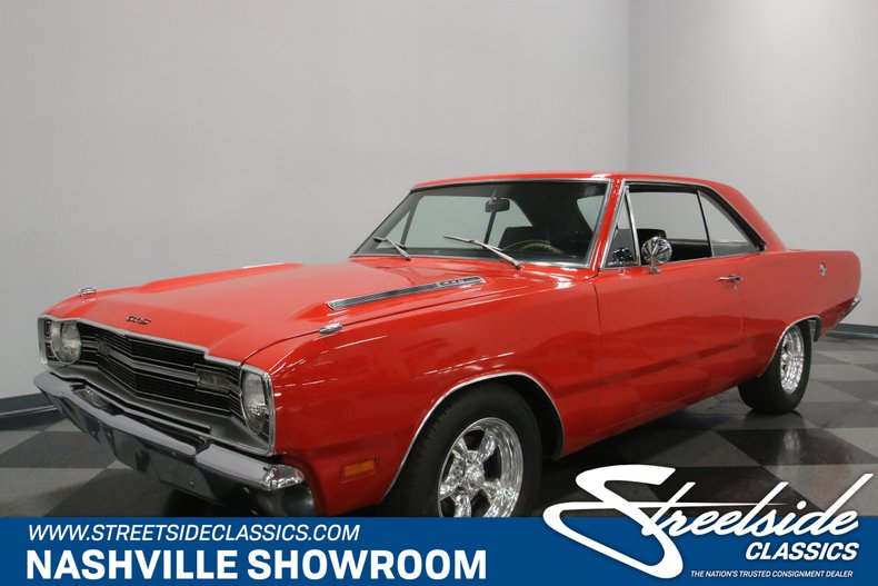 For Sale: 1969 Dodge Dart