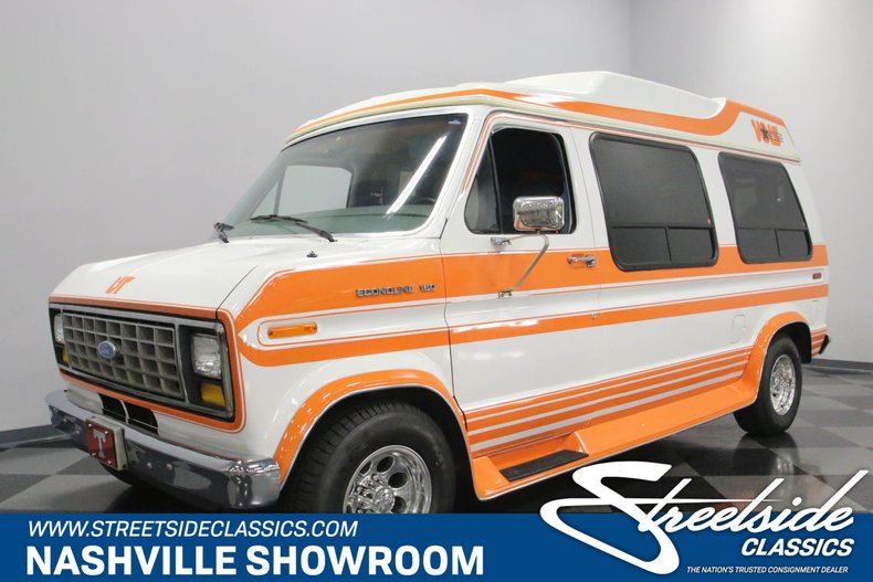 For Sale: 1987 Ford Econoline