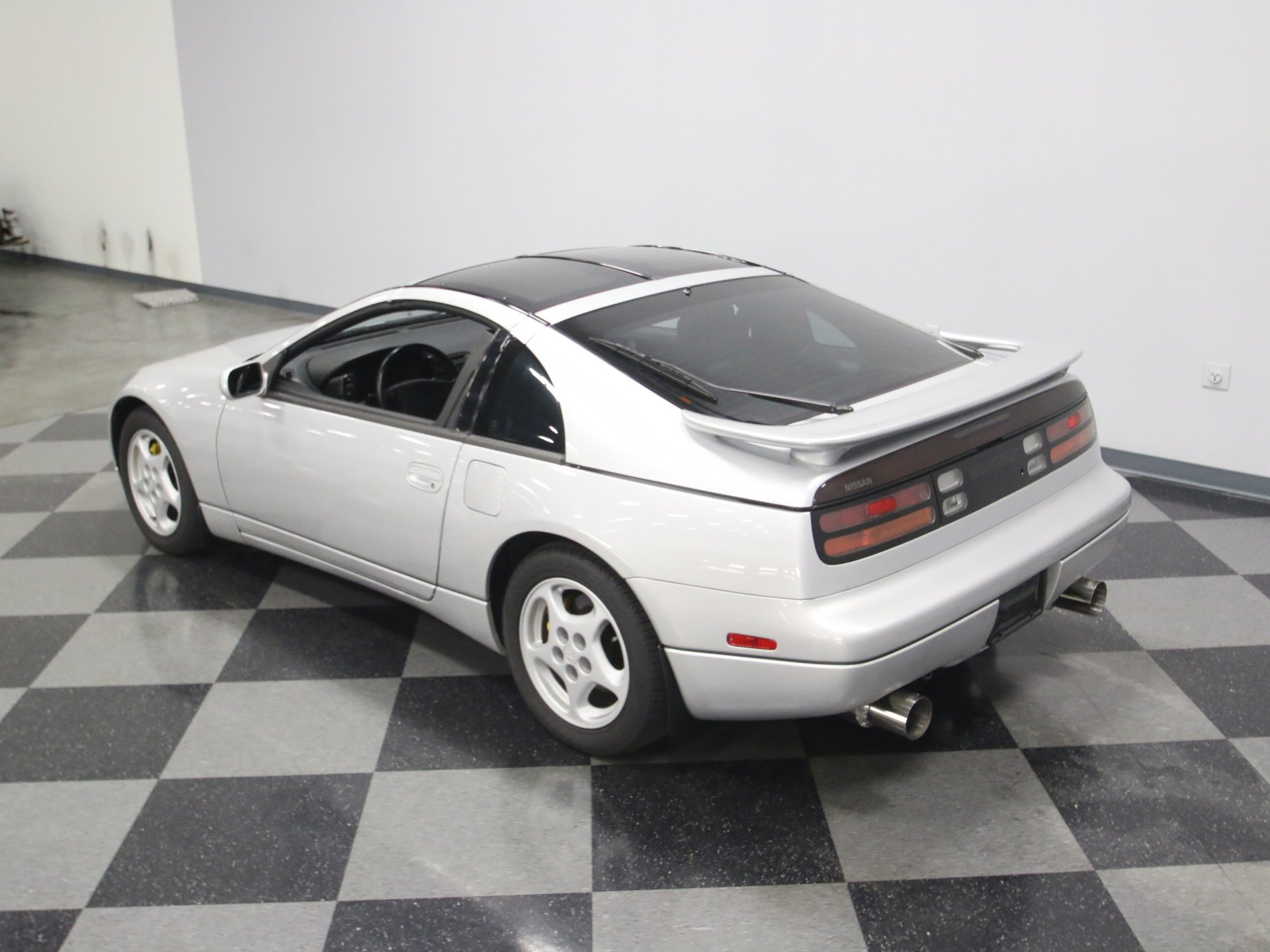 1991 Nissan 300zx Streetside Classics The Nations Trusted