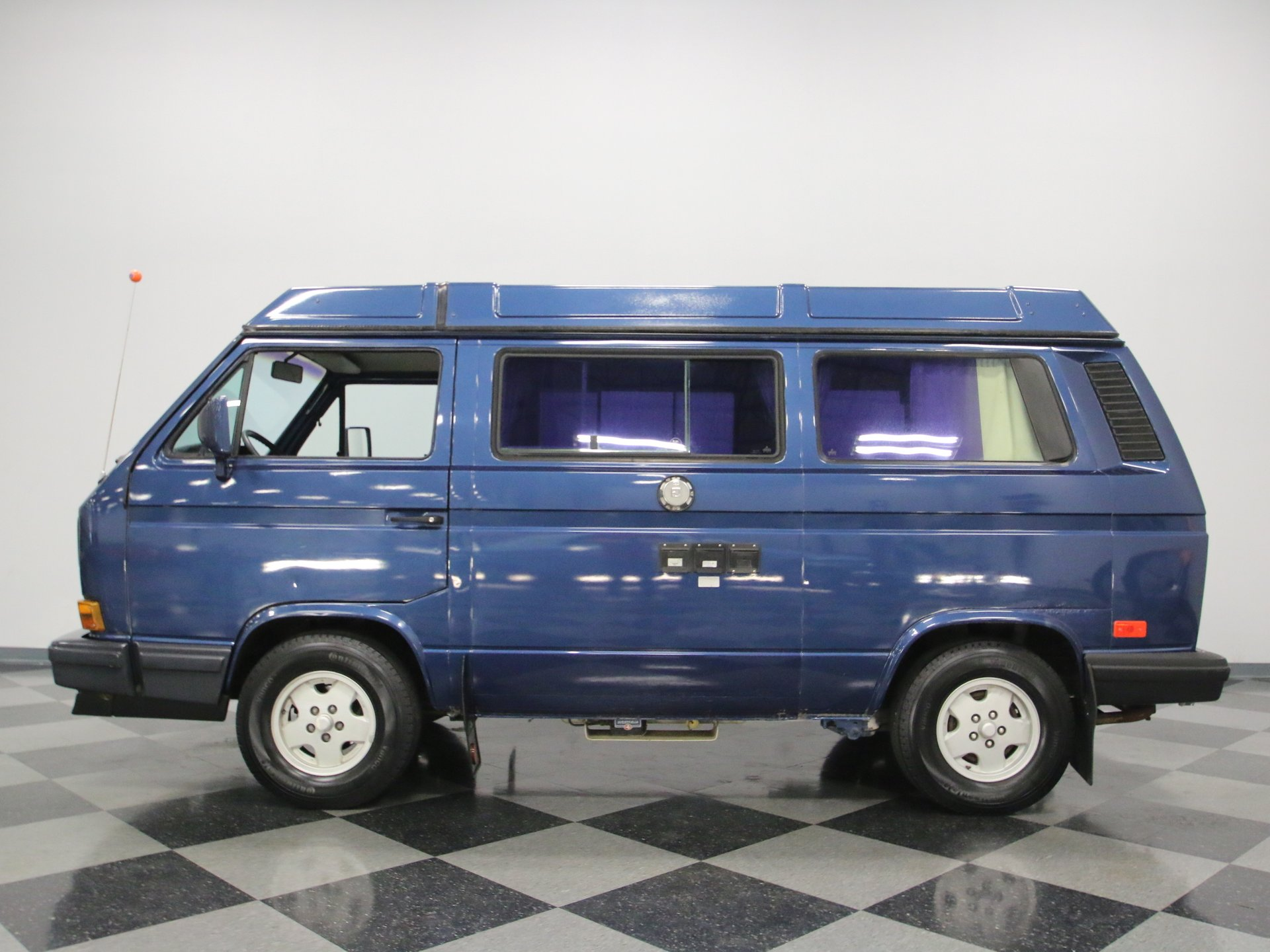 1990 volkswagen vanagon westfalia camper