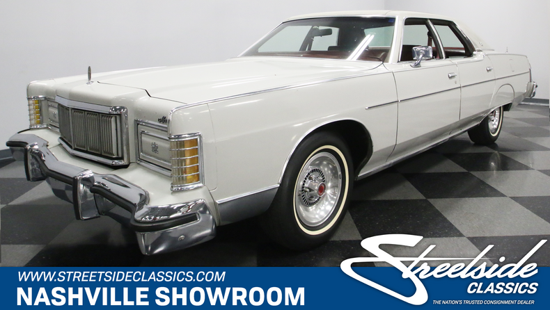 For Sale: 1978 Mercury Marquis