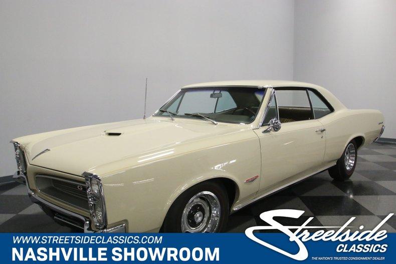 For Sale: 1966 Pontiac Tempest