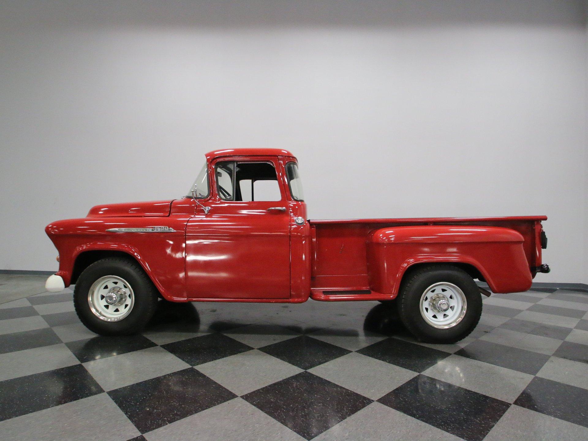 1956 chevrolet 3600