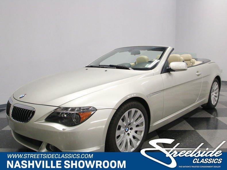 For Sale: 2004 BMW 645ci