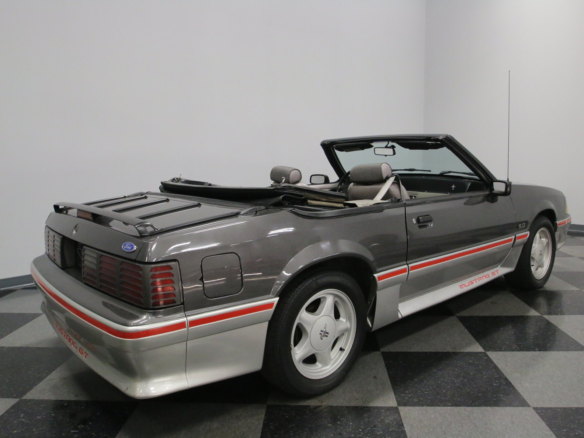 1992 ford mustang gt for sale 68036 mcg
