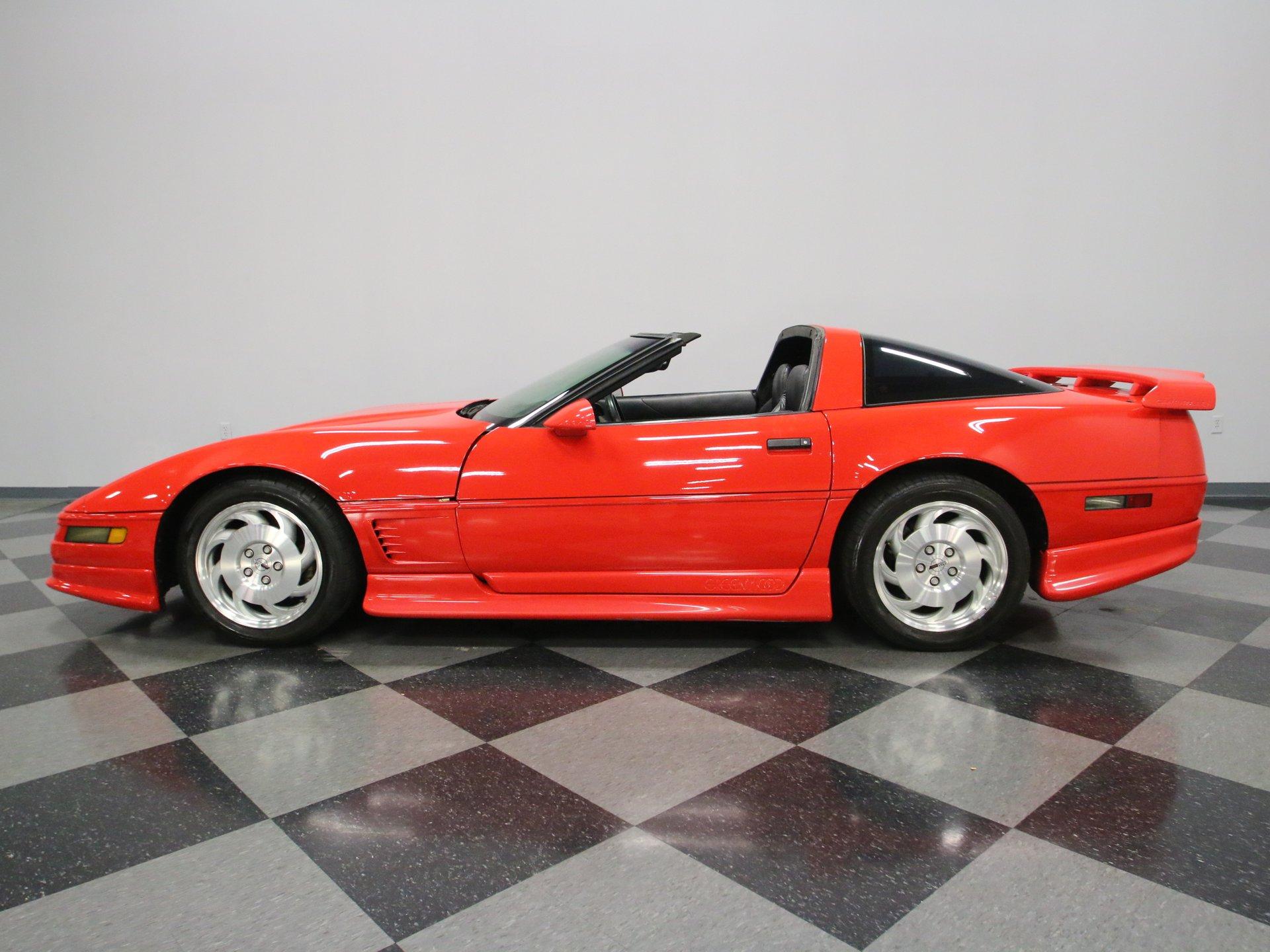 1996 chevrolet corvette greenwood edition