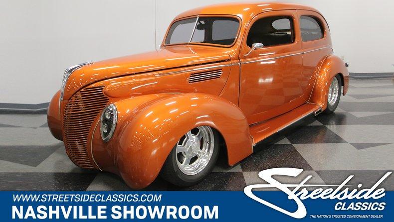 For Sale: 1939 Ford Tudor