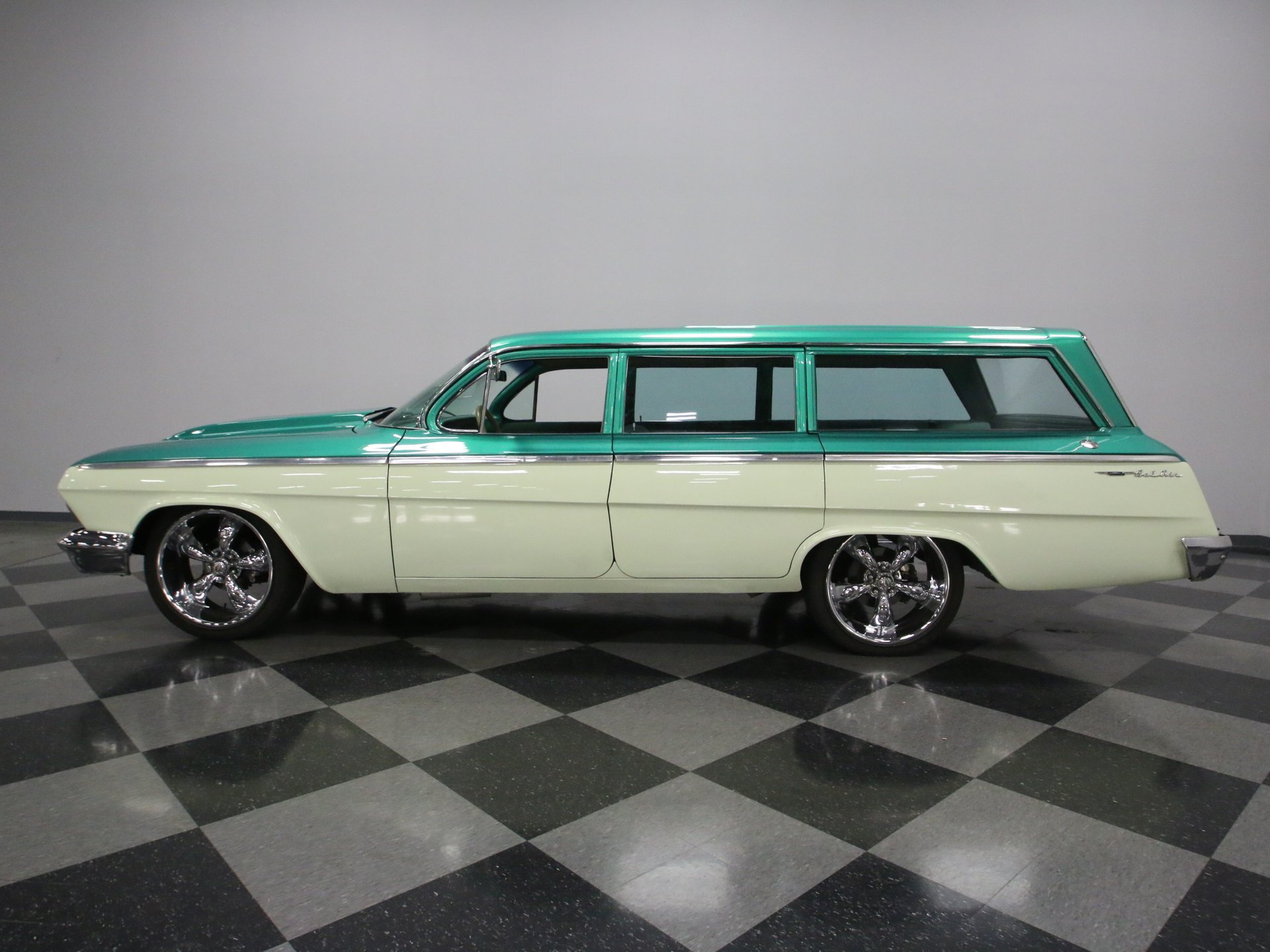 1962 chevrolet bel air wagon