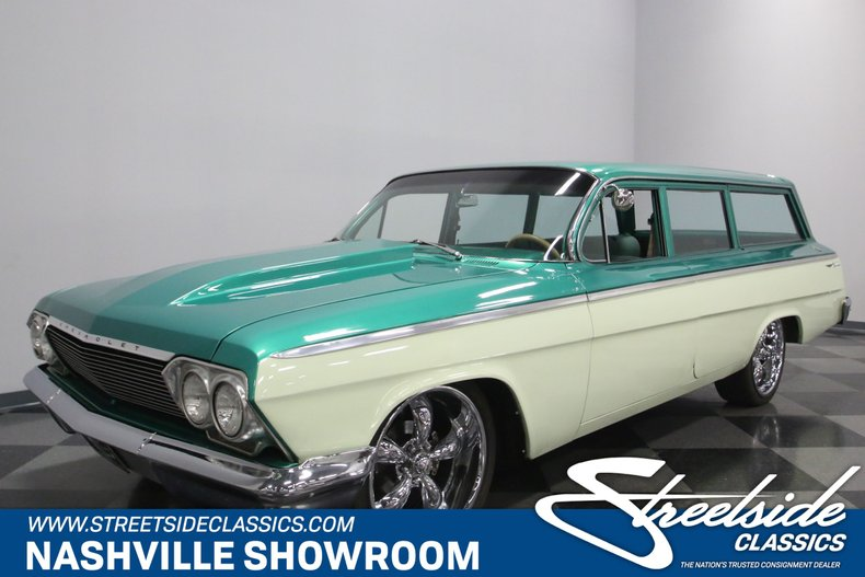 1962 Chevrolet Bel Air Streetside Classics The Nations Trusted