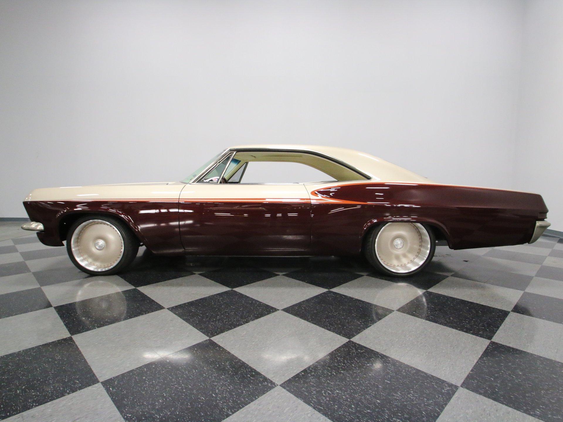1965 chevrolet impala ss pro touring