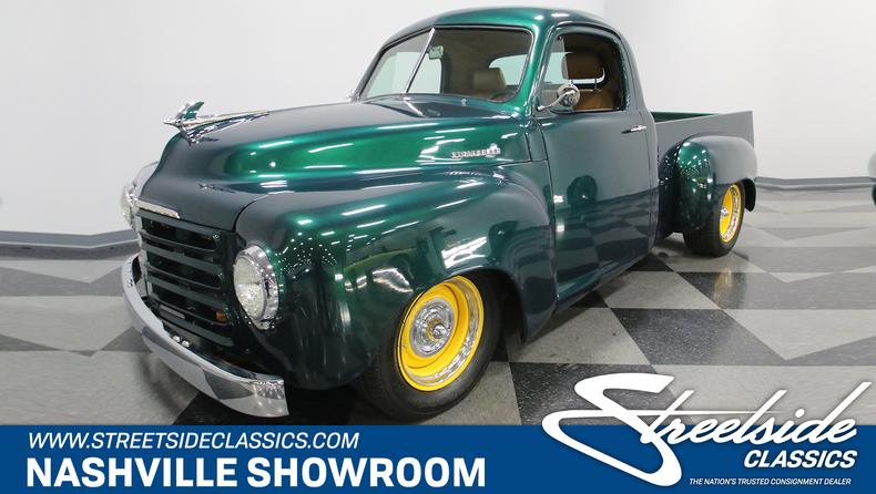 For Sale: 1949 Studebaker Pickup