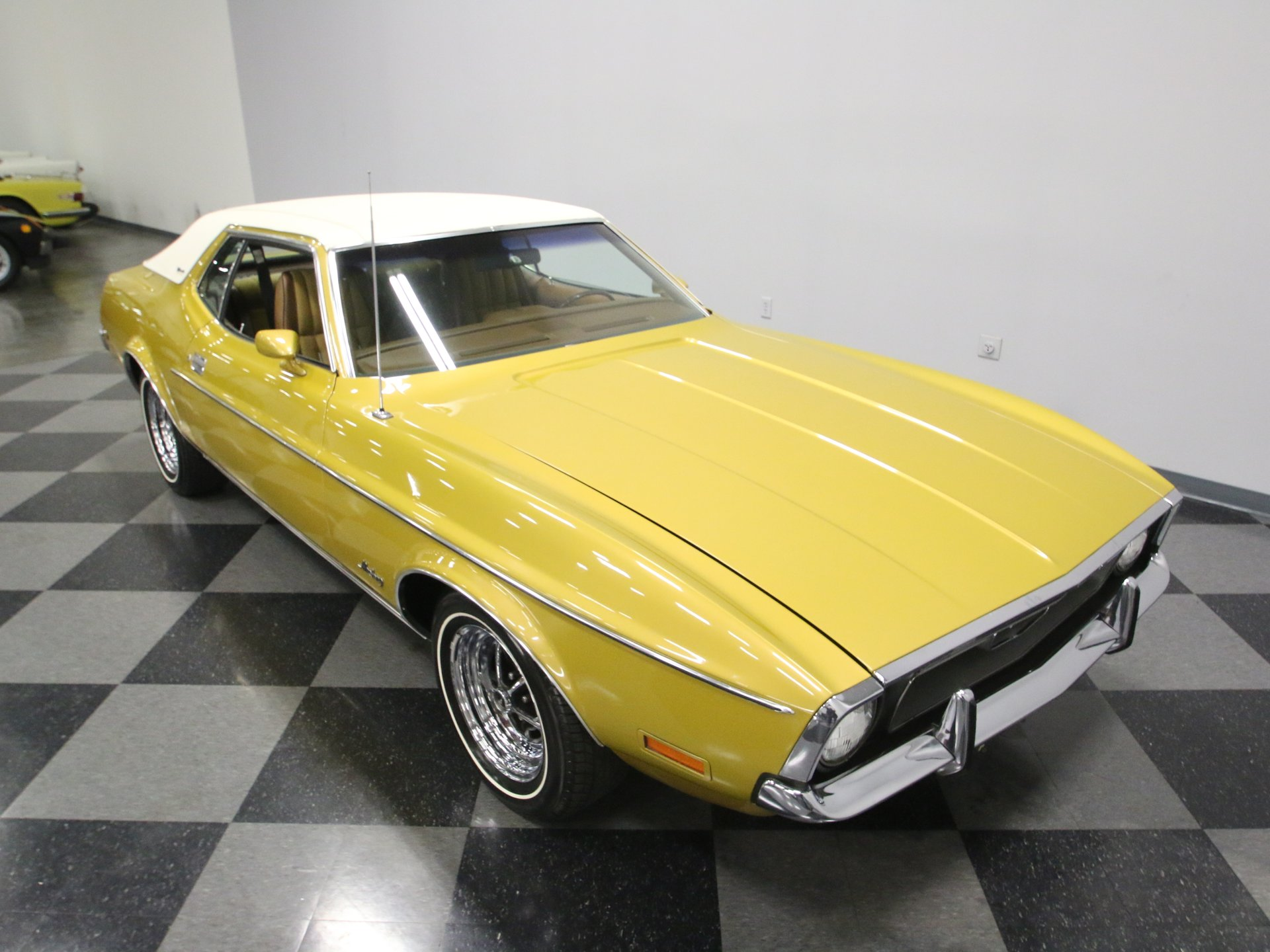 For sale 1972 ford mustang spincar view play video view 360