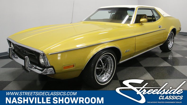 b358aaf6e84534 Email Us About This  1972 Ford Mustang Grande