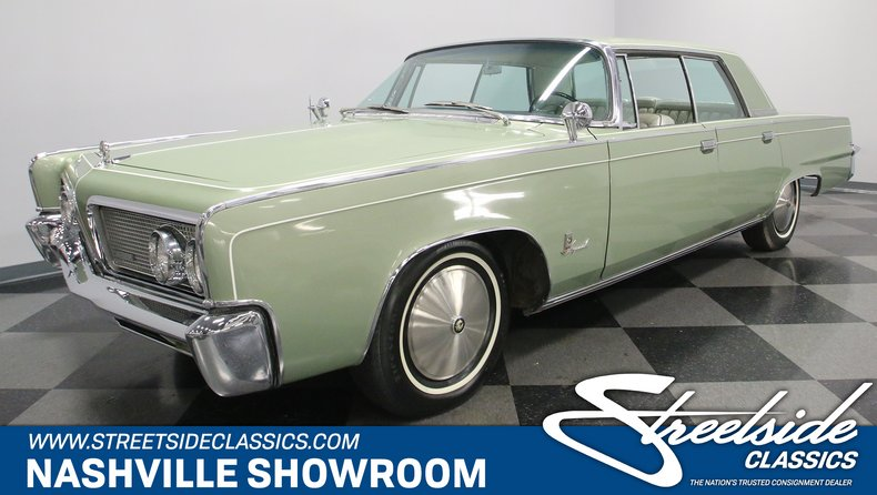 For Sale: 1964 Chrysler Imperial