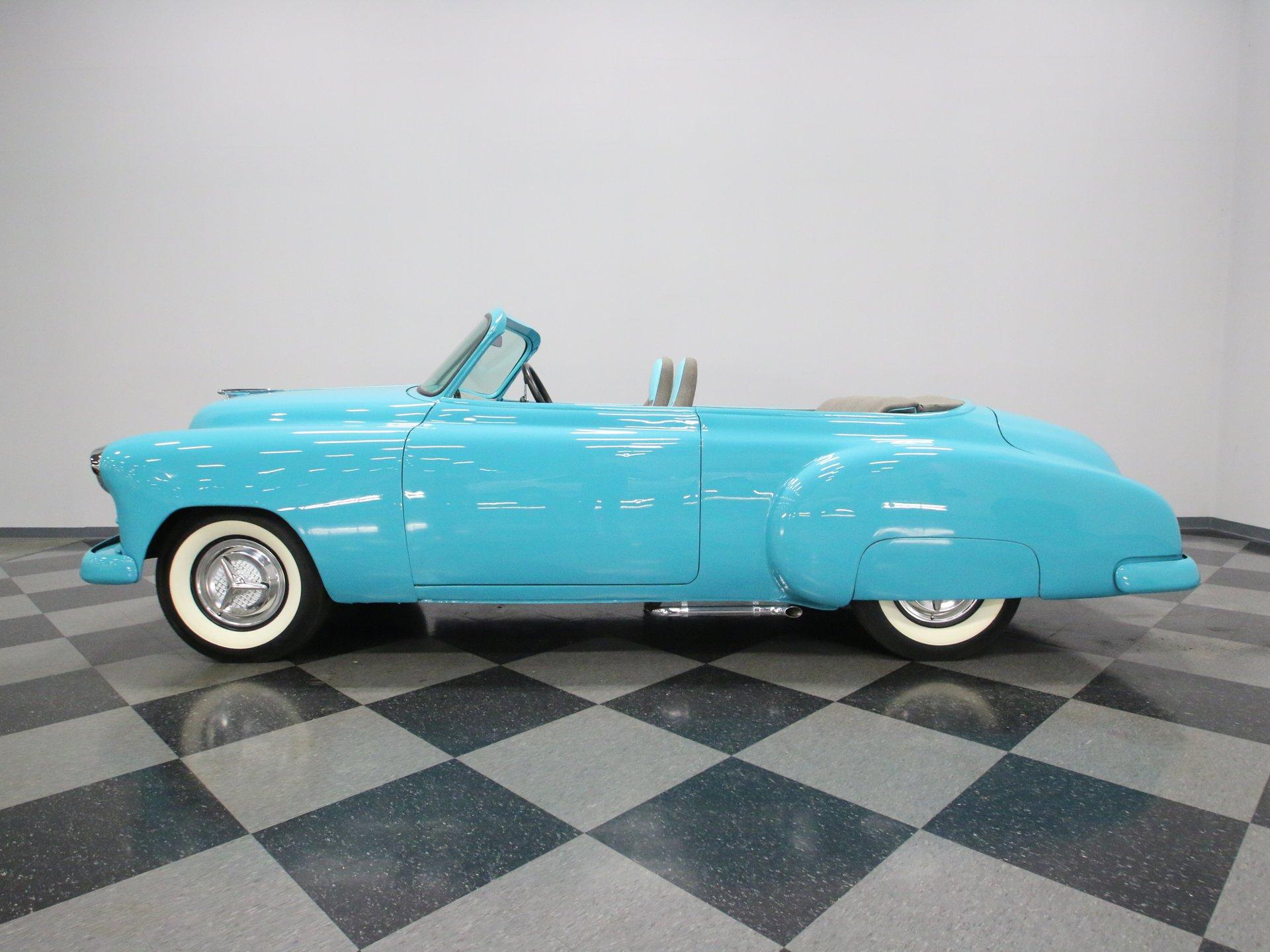 1949 chevrolet sedan roadster