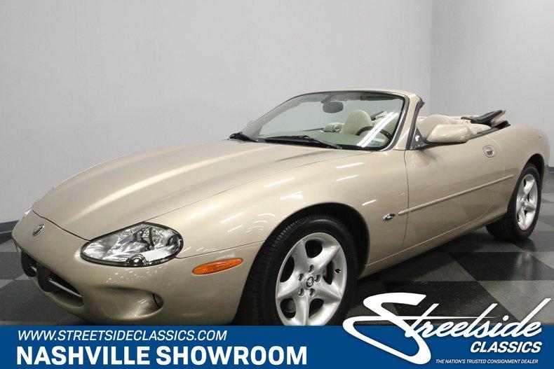 For Sale: 2000 Jaguar XK8