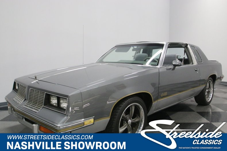For Sale: 1985 Oldsmobile 442