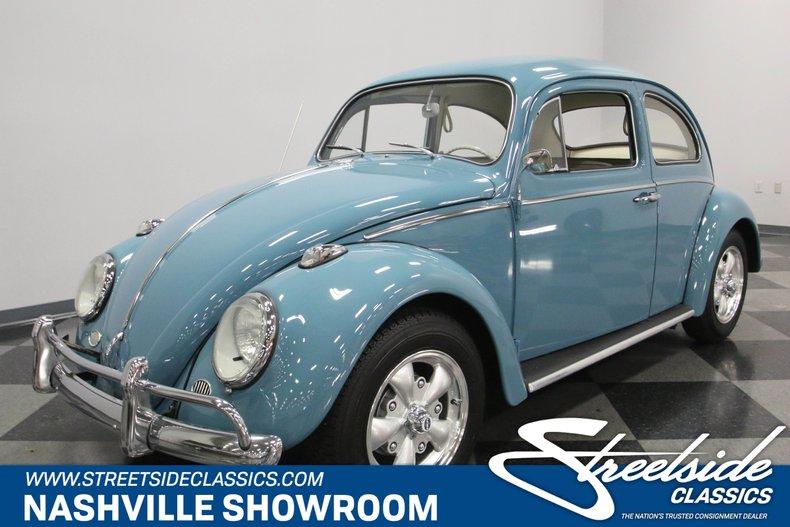 For Sale: 1963 Volkswagen Beetle