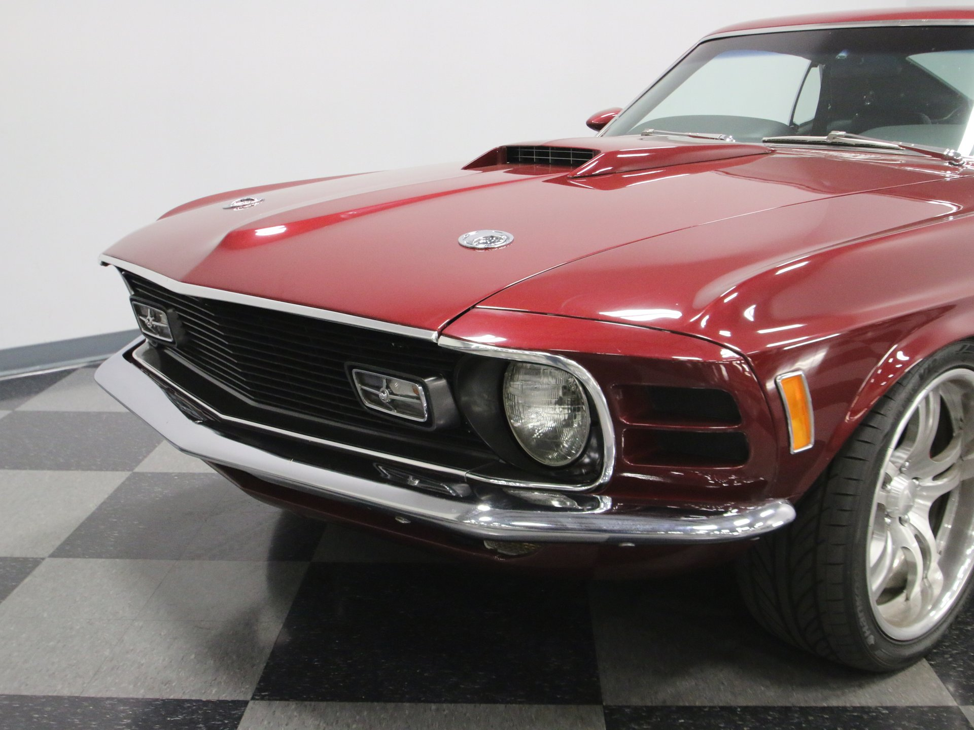 1970 Ford Mustang Streetside Classics The Nations Trusted Mach 1 Fastback View 360