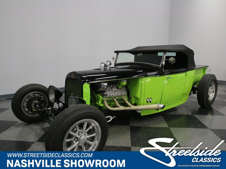For Sale: 1930 Ford Roadster Pick-Up