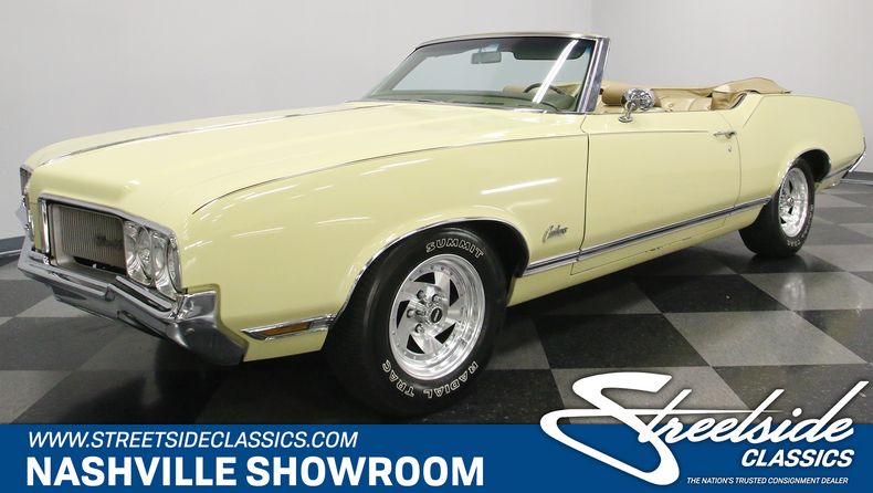 For Sale: 1970 Oldsmobile Cutlass
