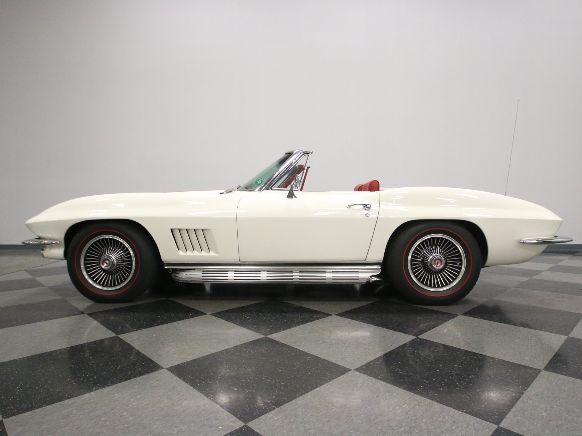 1967 chevrolet corvette l68 convertible
