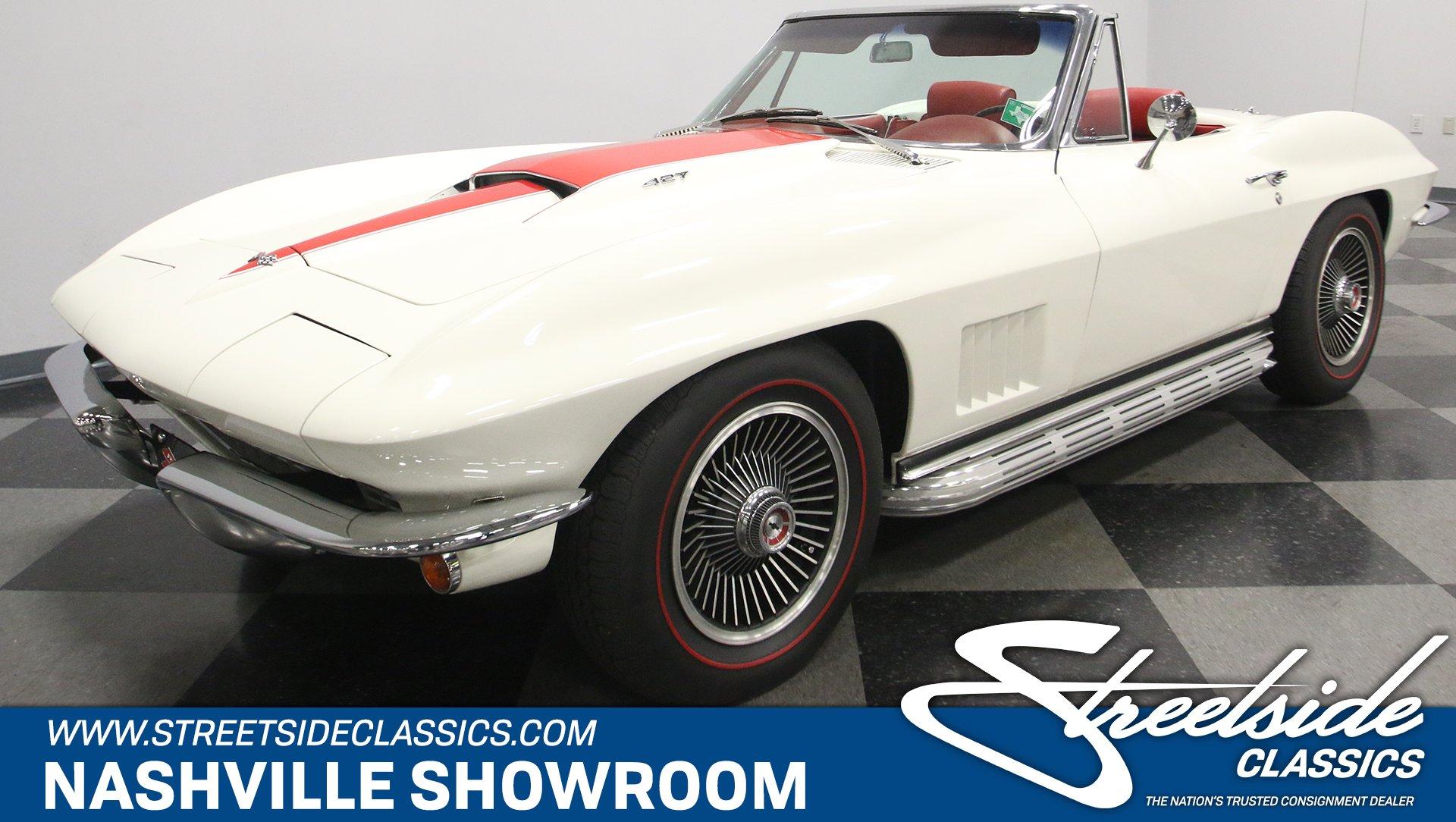 1967 chevrolet corvette l68 convertible