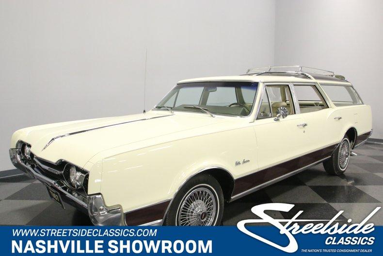 For Sale: 1967 Oldsmobile Vista Cruiser