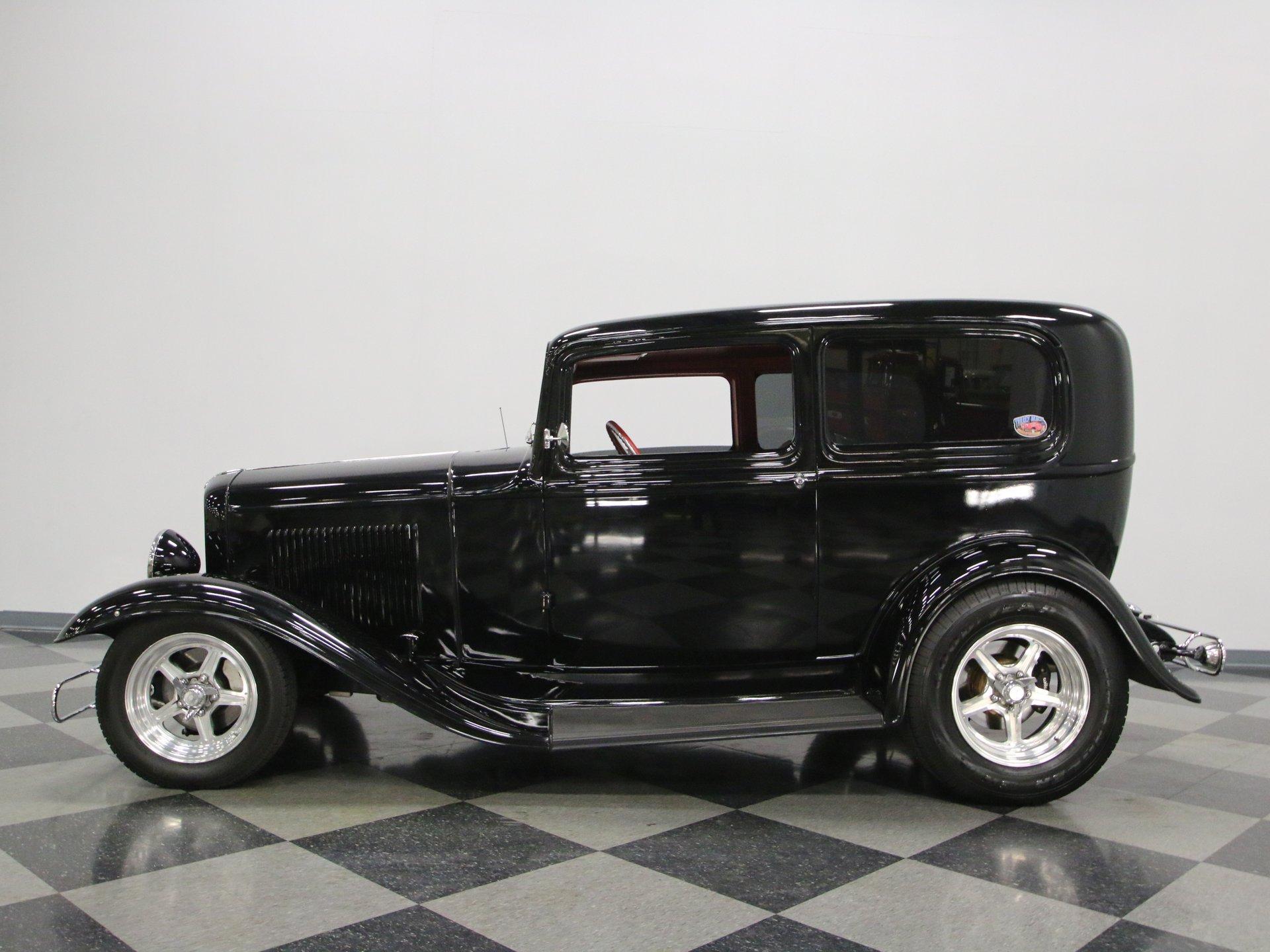 1932 ford sedan restomod ls3