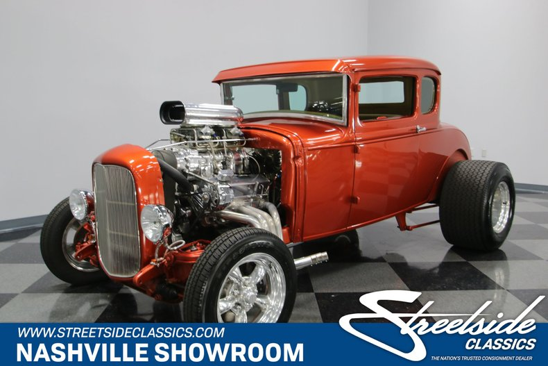 1930 Ford 5 Window Coupe For Sale 77164 Mcg