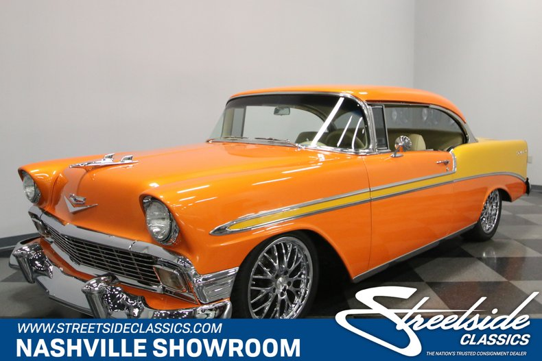 For Sale: 1956 Chevrolet Bel Air