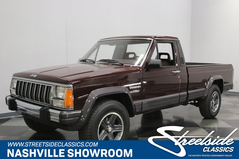 For Sale: 1988 Jeep Comanche