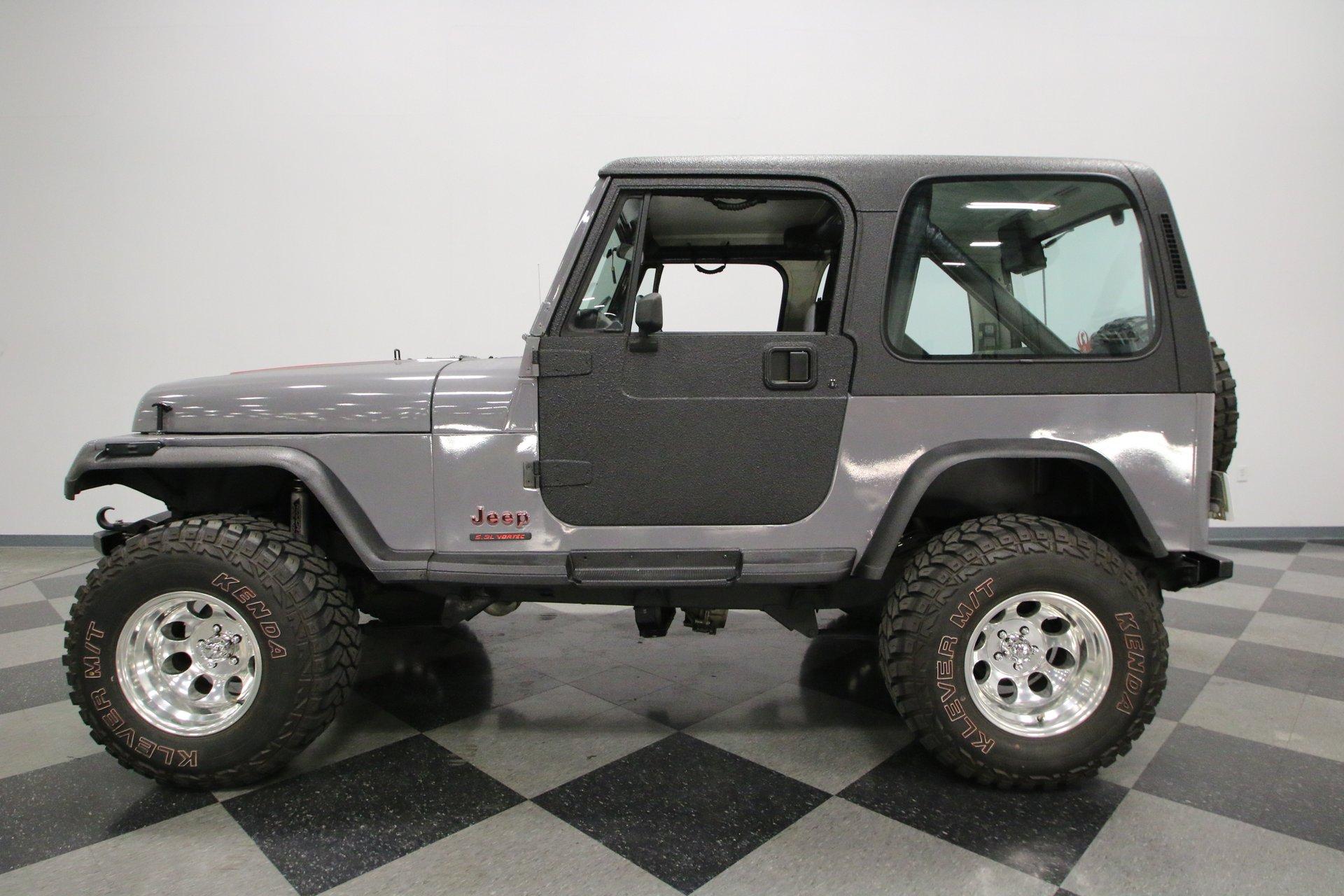 1987 jeep wrangler ls